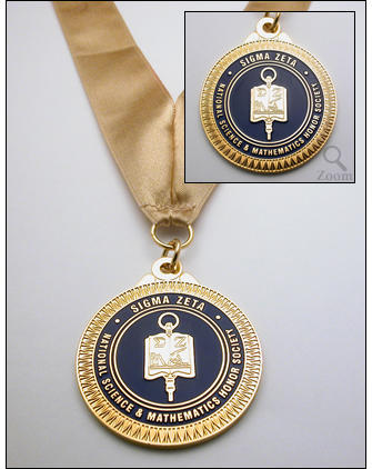 Small Medallion