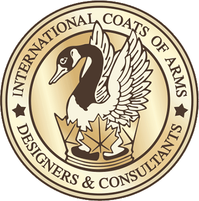 International Coats of Arms logo