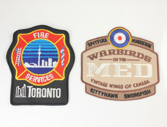 Custom Badges by InternationalCoatsofArms com