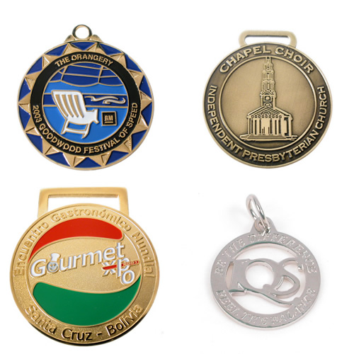 Custom Medals and Medallions by International Coats of Arms
